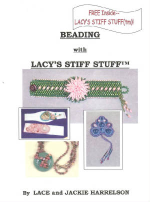beading with lacy's stiff stuff book